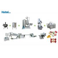 Quality Small Hard Candy Mold Machine SUS 304 Materials 3.5kw Long Use Life for sale