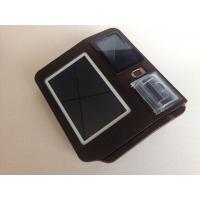 """Best Fingerprint Magnetic Card Reader with 7"""" TFT LCD Screen Barcode Scanner wholesale"""