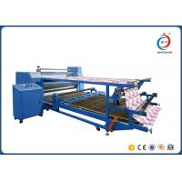 Best Double Layer Drum Rotary Heat Transfer Press Sublimation Machine For Fabric wholesale