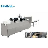 Quality Fully Auto Cereal Caramel Bar Cutting Forming Machine 300kg/h 600kg/h for sale