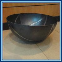 China iron half ball for fire in winter on sale