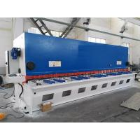 Quality 6M Long Mechanical Plate Guiiotine Shear Machine In Metal Cutting Machinery Resale for sale