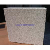 Buy High Purity Insulation Refractory Clay Bricks , Insulating Mullite Brick at wholesale prices