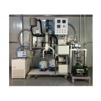 Quality Fully Automatic CBD Oil Extraction Wiped Film Evaporator/omplete molecular distillation, Factory price molecular still , for sale
