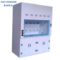 Quality Laboratory Ducted Chemical Fume Cupboard In Laboratory Furniture for sale
