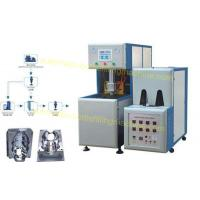 Quality PET Bottle Blowing Machine PLC Technology With LCD Display Function 1.45*0.6*1.75M for sale