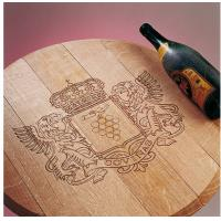 China CNC Wood Engraving Machine High Accuracy , Desktop Laser Engraver For Craft Gift on sale