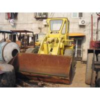 China The Used Kawasaki 65z Wheel Loader on sale