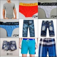 Quality Apparel Clothing Fashion Jeans Short Inner Underwear Sieving Underwear for sale