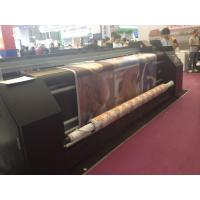 Best Digital Printing On Fabric Sublimation Printing Machine Dual CMYK For Feather Flag wholesale