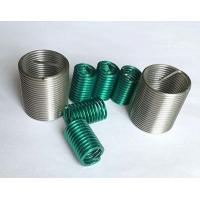 Quality manufacture supply thread insert stainless steel screw thread coils with superior quality for sale