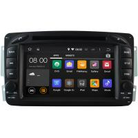 Quality G Class W463 Mercedes Benz Radio GPS Google Play Store Android Multimedia Player for sale