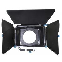 China Versatile Sunshade Metals Matte Box Camera For Home DV Camera on sale