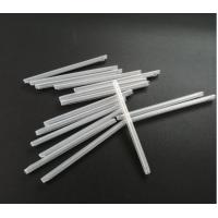 Quality Transparent Fiber Optic Fusion Splice Sleeves High Tensile Strength Long Lifespan for sale