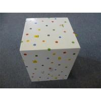 Best Personalized Rectangular Paper Gift Boxes decorated Polyester Ribbon wholesale