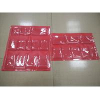 Quality Industrial Use Type PVC plastic tool cover bag . Blue and clear PVC.Size is 41*48cm and 56*48cm for sale