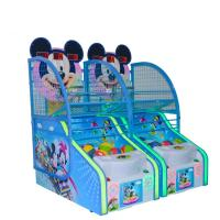 Quality Mini Basketball Passing Machine , Game Centre Automatic Basketball Shooting Machine for sale