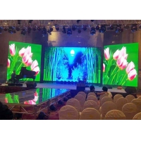 Quality Nationstar CCC P3.91 Indoor Advertising Led Display 1R1G1B for sale