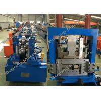 Quality Interchangeable C & Z Purlin Forming Machine for sale