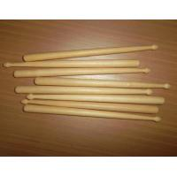 China small wood drumsticks 180mm wood promotional gift drum stick on sale