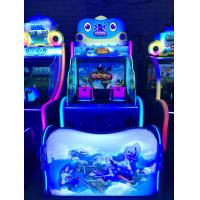 China 230W Coin Operated Arcade Machines , Electronic 2 Players Dragon Hunter Water Shooting Game on sale