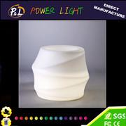 Quality Wireless Remote Control Rechargeable Colorful LED Flower Pot for sale