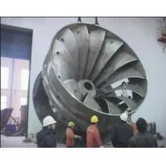 China 700m Head 6300V Francis Hydro Turbine Generator for sale