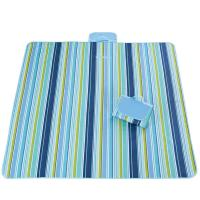 Quality Water Resistant Pocket Picnic Mat , Lightweight Foldable Beach Blanket for sale