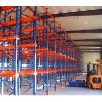 China Warehouse Steel Storage Rack (Drive In) on sale