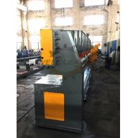 Quality 45deg 12M length Plate Beveling Machine with High Speed 4m/min for sale
