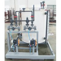 China sodium hypochlorite Dosing Pot For Chilled Water System on sale
