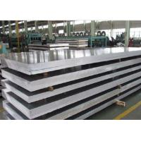 Quality Mill Finish Aluminum Sheet , Aircraft Aluminum Alloy With Good Machinability for sale