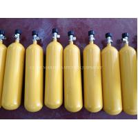Quality Carbon fibre Air cylinder for air breathing apparatus for sale