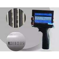 China High Performance Handheld Inkjet Printer 1-8 Lines Lightweight For Expiry Date on sale