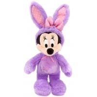 Quality Disney Purple Minnie Mouse Bunny Easter Rabbit Plush Toy for sale