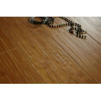 Quality E1 Grade Handscraped 12mm AC4 Wood Laminate Flooring Best Price for sale