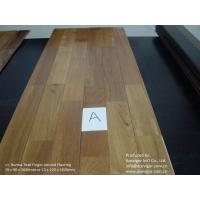 Buy Finger-Jointed Solid Wood Flooring at wholesale prices