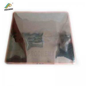 Quality pvdf piezoelectric film PVDF PIEZO film with silver and Cu-Ni for sale