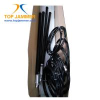 Buy 4 Bands Low Frequency 20-500MHz VIP Portable Jammer,100W High Power Luggage at wholesale prices