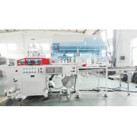 Quality Disposible Plastic Thermoforming Machine , Automatic Thermoforming Machine 125 Mm Depth for sale