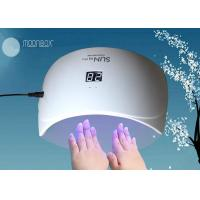 Quality SUN9s Plus 36w UV LED Nail Lamp for Polish Gel Curing Light Machine Tools for sale