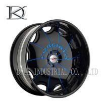 OEM Replica Aluminum Forged Wheels For Trucks , 19 Inch Alloy Wheels