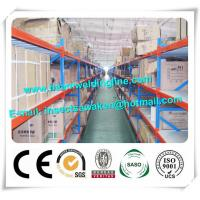 Quality Industry C Z Purlin Roll Forming Machine , Medium Duty Pallet Racking System for sale