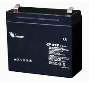 Buy 4V 9.5Ah /lead acid battery-CP series/UPS battery /VRLA battery(4.5Ah~65Ah) at wholesale prices