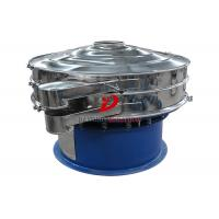 Quality Rotary Ceramic Slurry Round Vibrating Sieve Machine / Vibrating Screen for sale