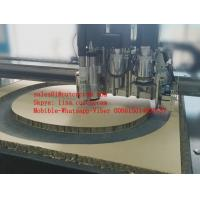Quality Bespoke Specimen Small Bulk Production Reciprocating Knife Cutter Table for sale