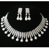 China New Design Pearl Jewelry Set on sale