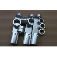 China Industrial Equipment Polished Anodized Aluminum Milling With Alloy on sale