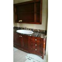 Best American style vanity,undermount basin vanity,China bathroom cabinet,Used vanity wholesale
