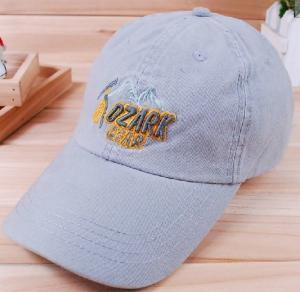 custom promotional baseball sports caps&golf  hats  3D  embroidery